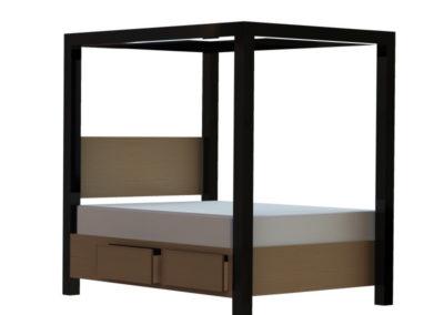 Bed design #3 social media