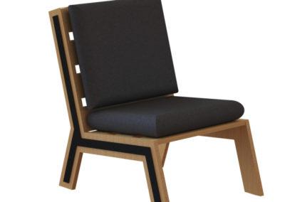Lounge Chair Design #4 Social Media
