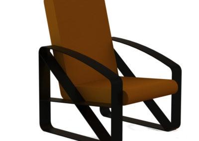 Lounge Chair Design #5 Social Media